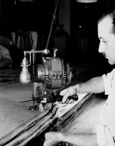 Millennials are old fashioned; they want what our grandparents wanted, like this garment worker.
