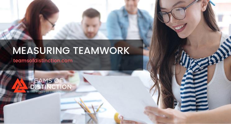 Measuring Teamwork