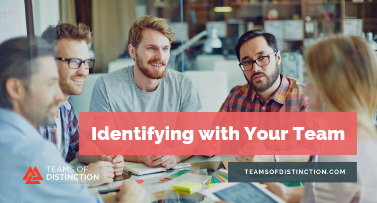 Identifying with Your Team